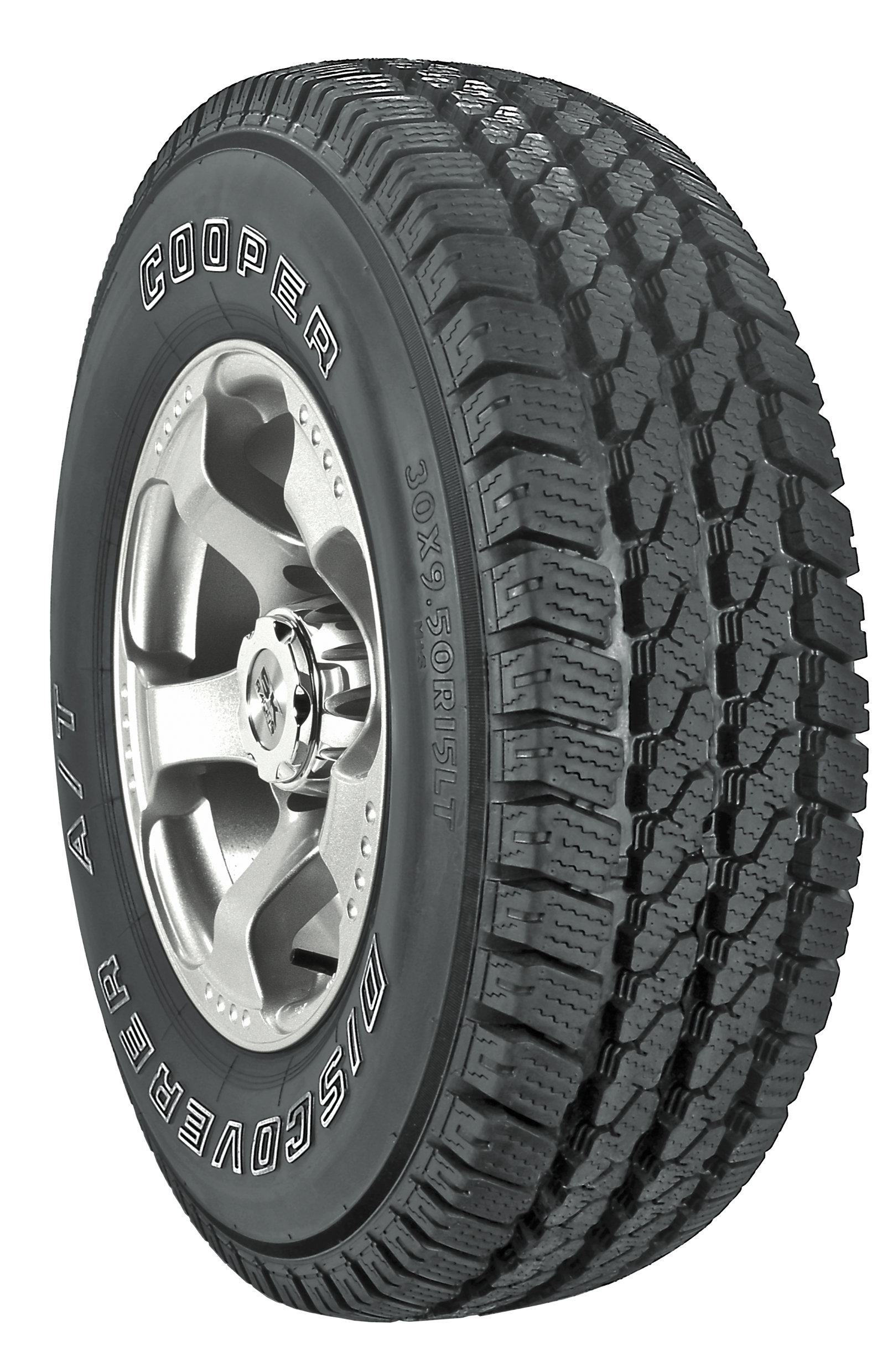 Neumático COOPER DISCOVERER A/T 205/80R16 104 T