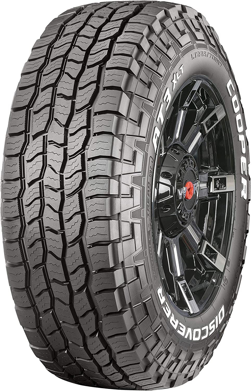 Neumático COOPER DISCOVERER AT3 4S 255/70R18 113 T