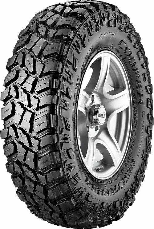 Neumático COOPER Discoverer STT 255/70R16 108 Q