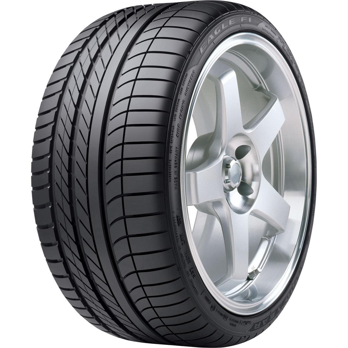 Neumático GOODYEAR EAGLE F1 ASYMMETRIC 255/45R19 104 Y