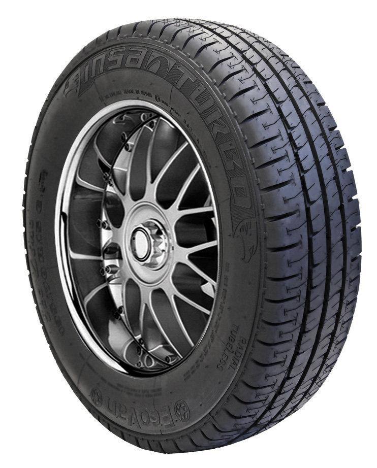 Neumático INSA TURBO ECOVAN 185/75R16 104 R