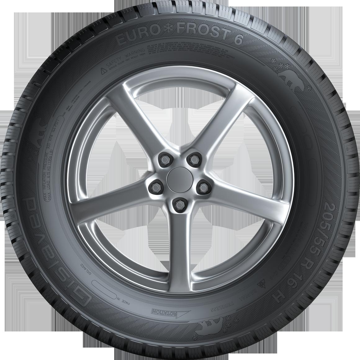 Neumático GISLAVED EURO*FROST6 165/65R14 79 T