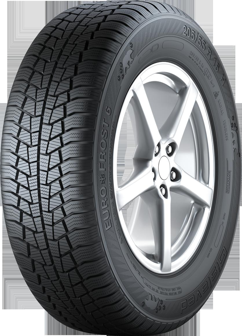 Neumático GISLAVED EURO*FROST6 SUV 225/65R17 106 H