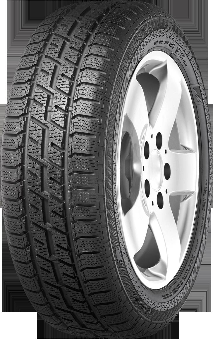 Neumático GISLAVED EURO*FROST VAN 205/75R16 110 R