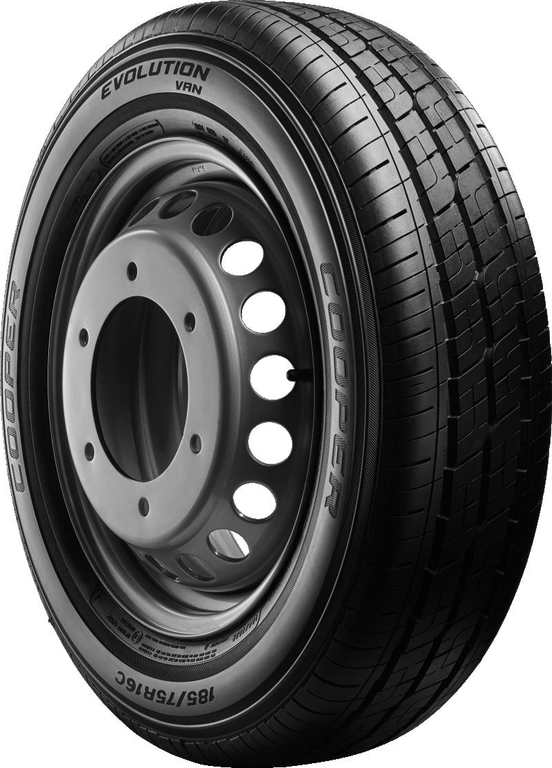Neumático COOPER EVOLUTION VAN 215/65R15 104 T