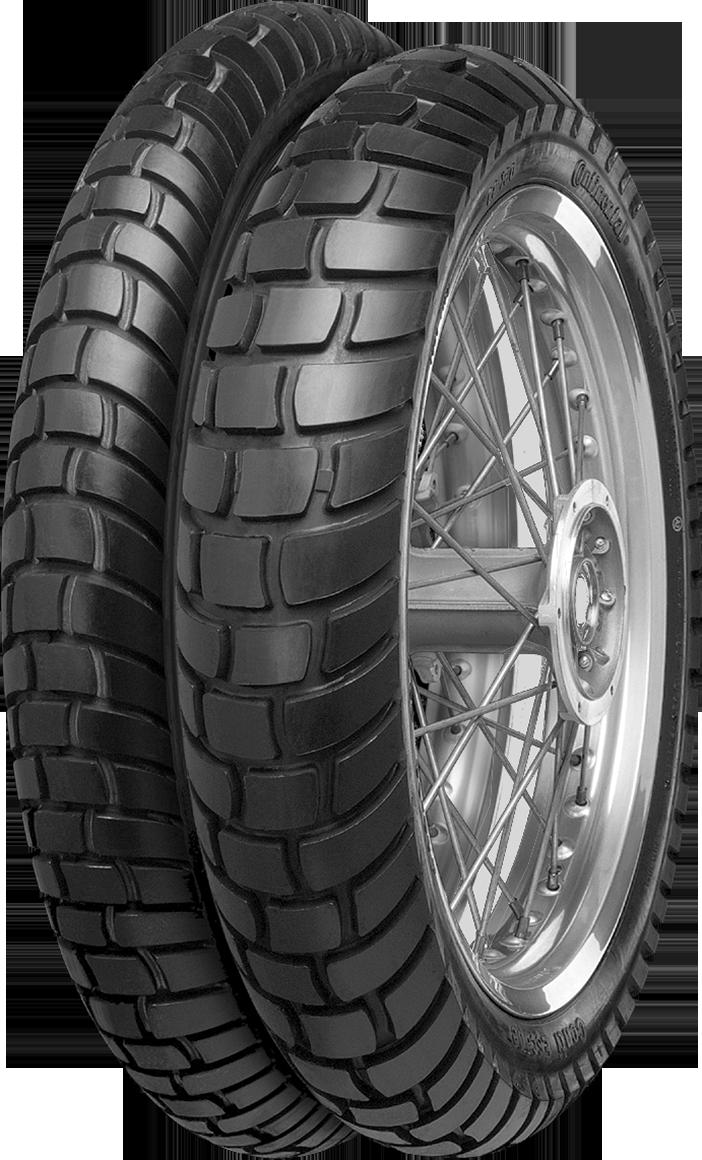 Neumático CONTINENTAL CONTI ESCAPE (MOTO) 275/0R21 45 S