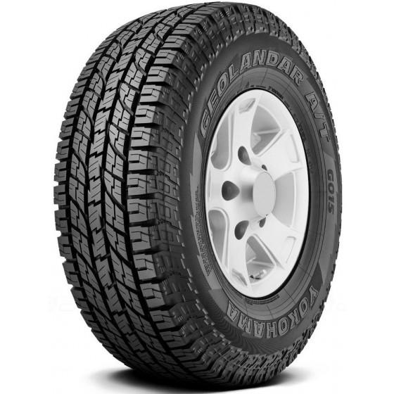 Neumático YOKOHAMA GEOLANDAR A/T G015 255/65R16 109 H