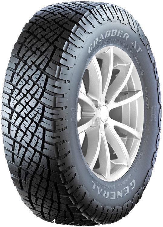 Neumático GENERAL GRABBER A/T 265/65R17 112 H