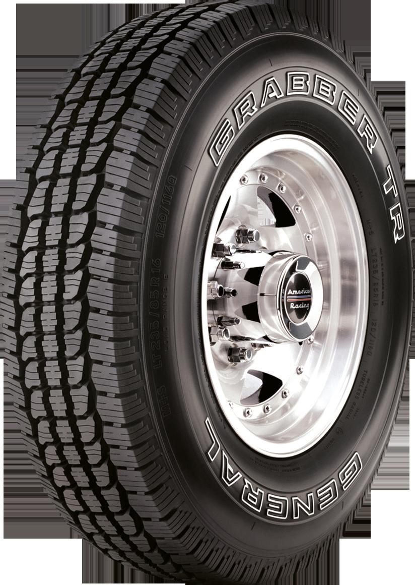 Neumático GENERAL GRABBER TR 235/85R16 120 Q