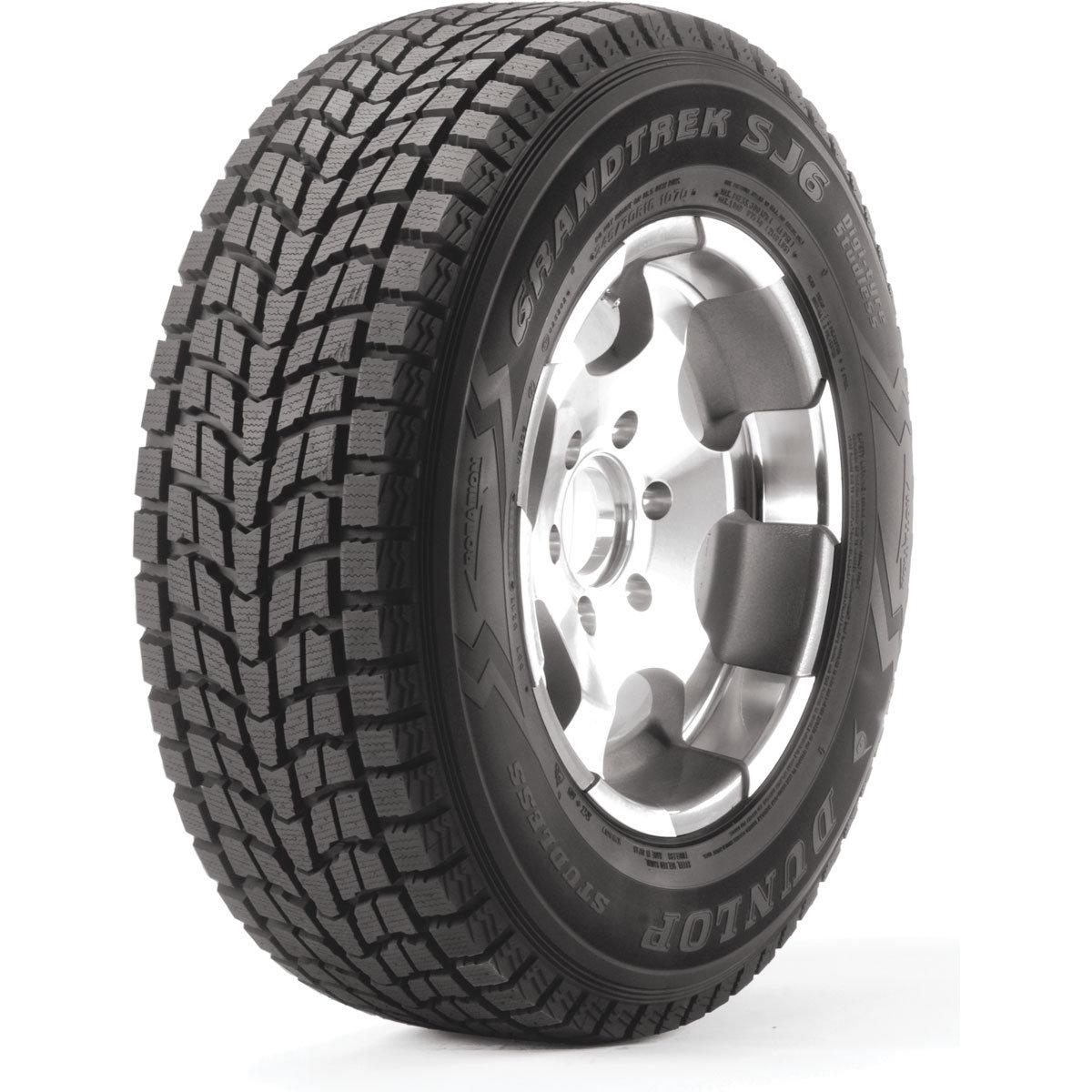 Neumático DUNLOP Grandtrek SJ 6 235/55R18 99 Q