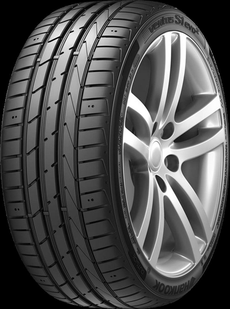 Neumático HANKOOK K117B 245/45R18 100 Y