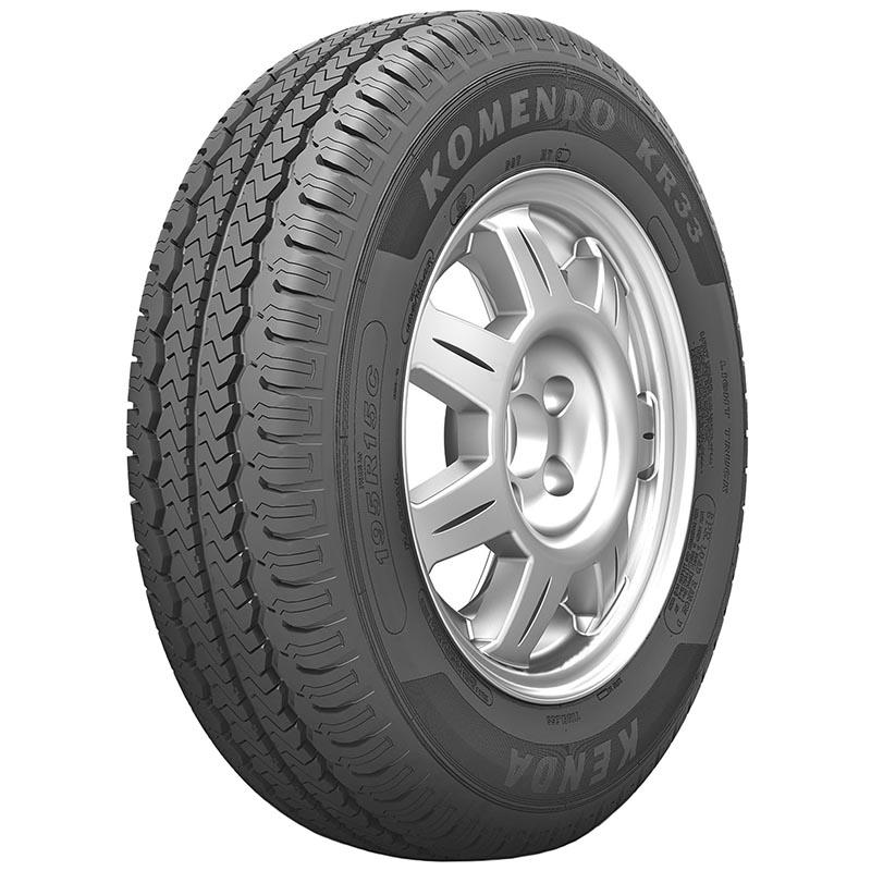 Neumático KENDA KR33 KOMENDO 195/75R16 107 R