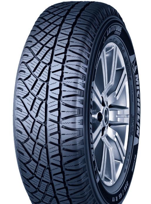 Neumático MICHELIN LATITUDE CROSS 235/85R16 120 S