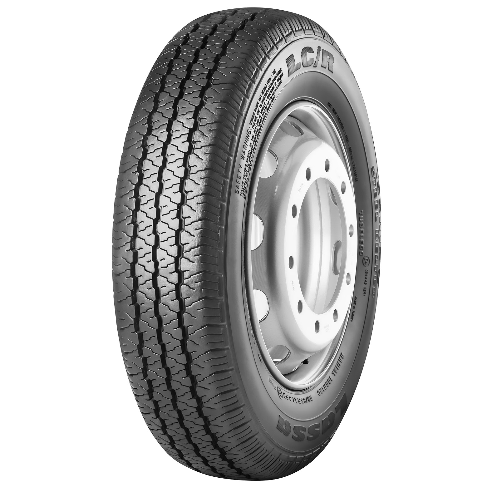 Neumático LASSA LC/R 165/80R13 91 P