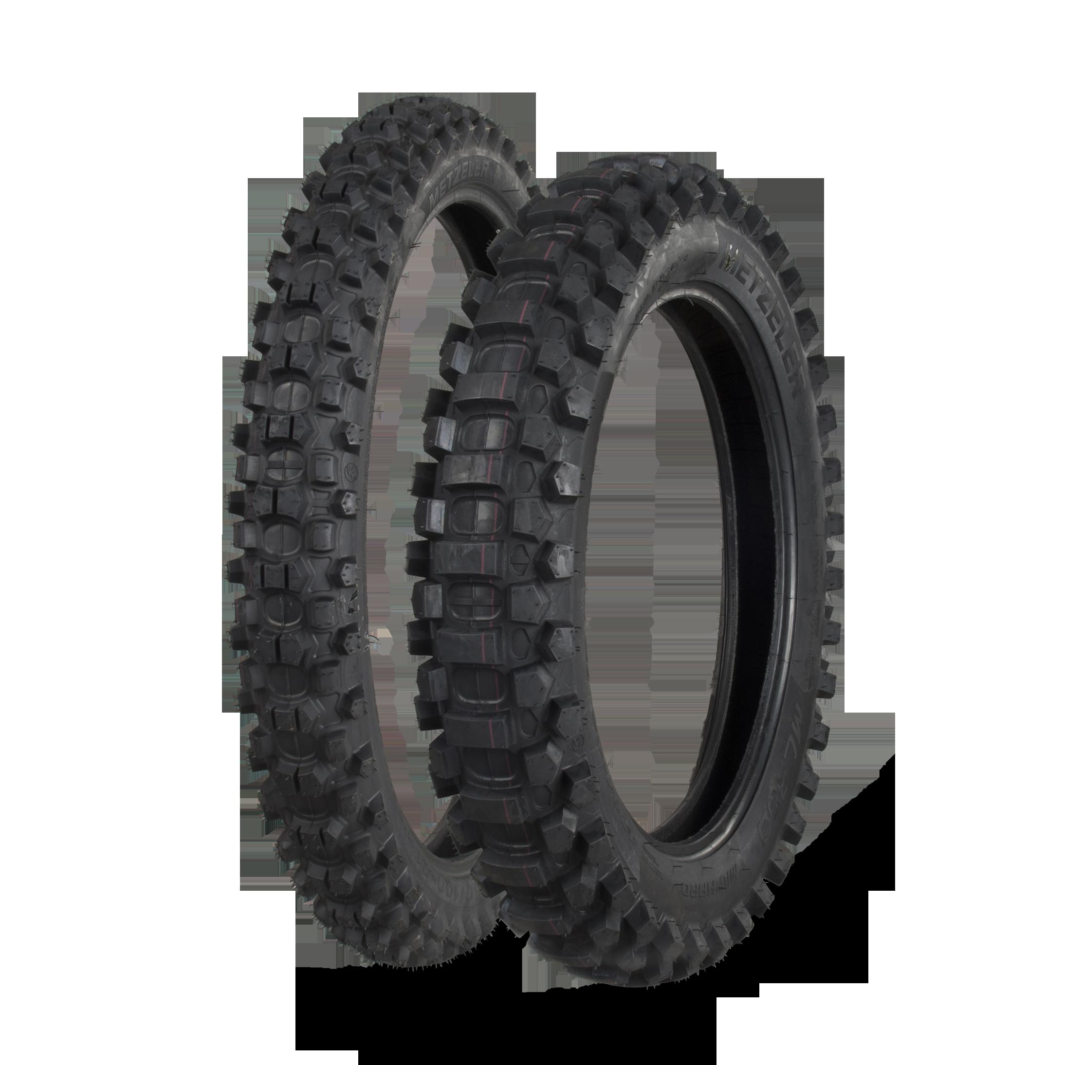 Neumático METZELER MC360 MID HARD 120/100R18 68 M