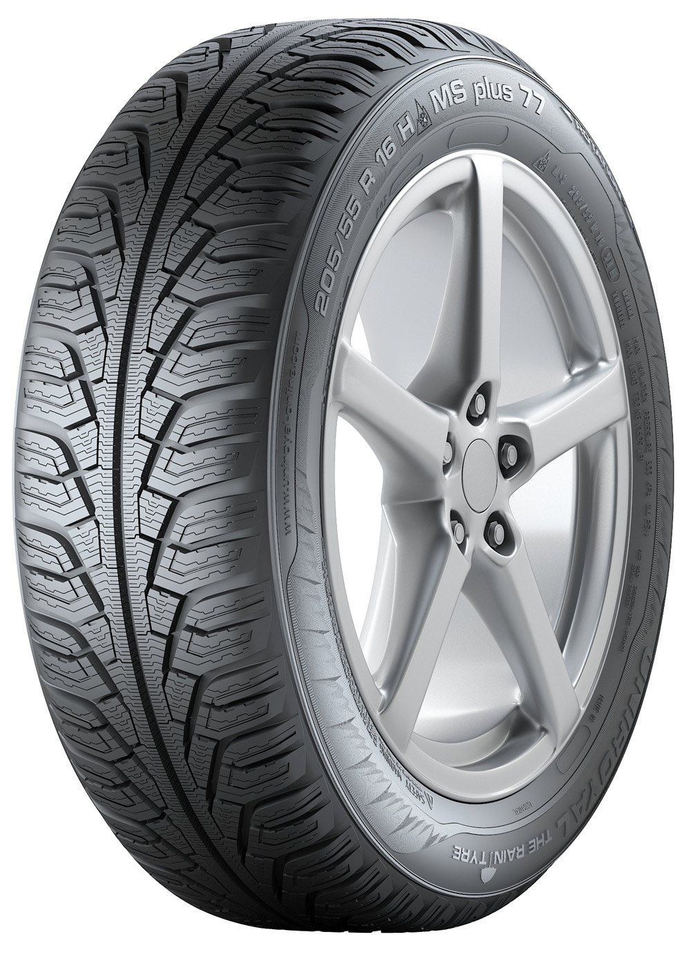 Neumático UNIROYAL MS plus 77 175/65R13 80 T