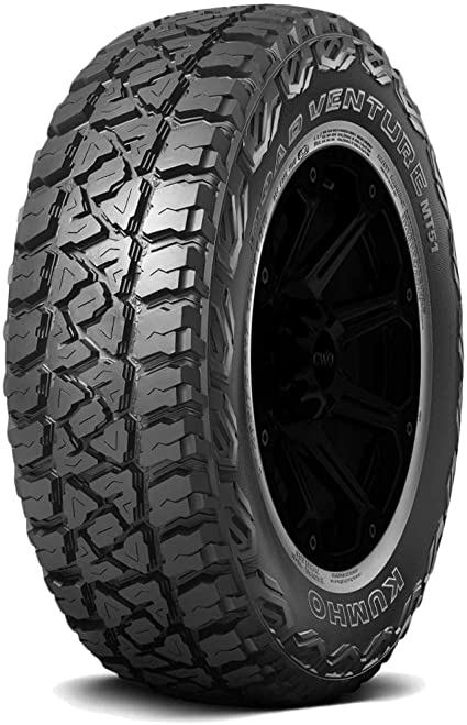 Neumático KUMHO MT51 245/75R16 120 Q