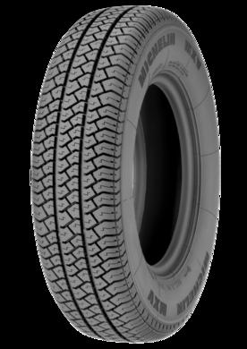 Neumático MICHELIN MXV-P 185/80R14 90 H