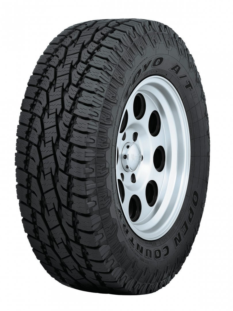 Neumático TOYO OPEN COUNTRY A/T + 255/70R15 112 T