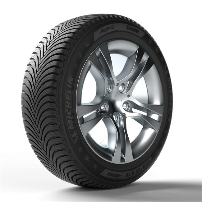 Neumático MICHELIN PILOT ALPIN 5 275/45R21 110 V