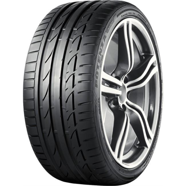 Neumático BRIDGESTONE POTENZA S001 * RFT 255/45R17 98 W