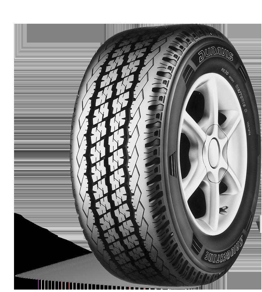 Neumático BRIDGESTONE R630 185/80R14 102 R