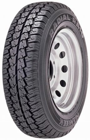 Neumático HANKOOK RADIAL RA10 195/80R14 106 Q
