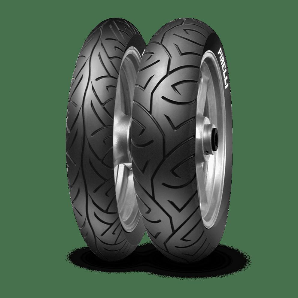 Neumático PIRELLI Sport Demon 110/80R18 58 H