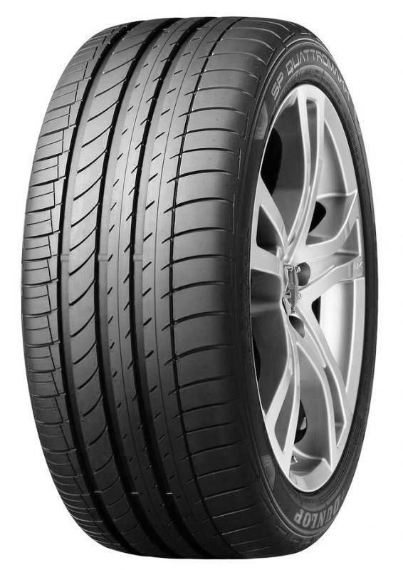 Neumático DUNLOP SP QUATTROMAXX 255/55R18 109 Y