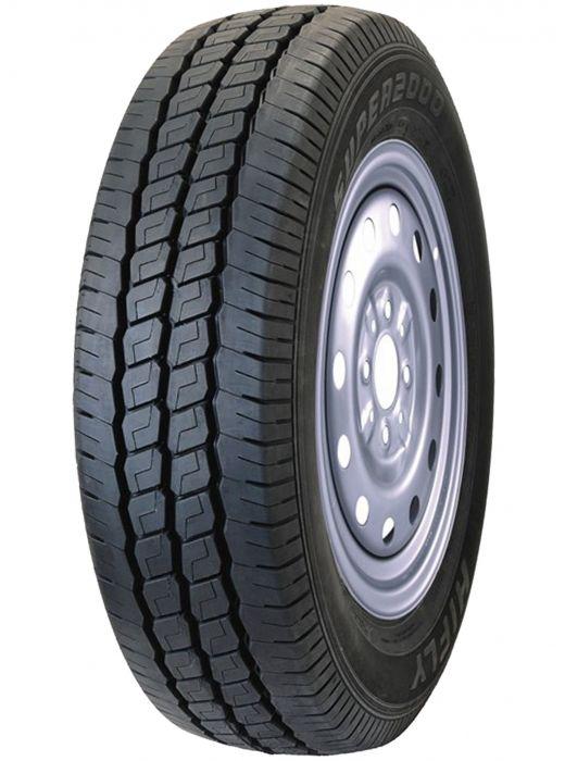 Neumático HIFLY SUPER 2000 165/70R14 89 R