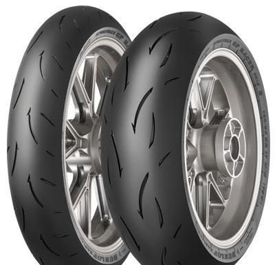 Neumático DUNLOP SX GP RACER D212 120/70R17 58 W
