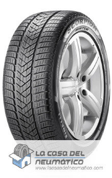 Neumático PIRELLI SCORPION WINTER 235/60R18 107 H