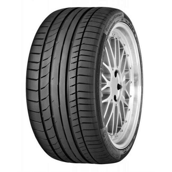Neumático CONTINENTAL SportContact 5 FR 215/45R17 91 W