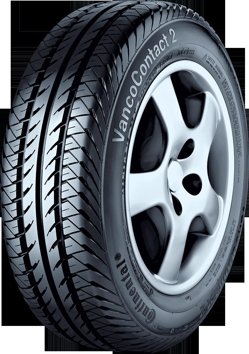 Neumático CONTINENTAL VANCO-2 205/0R16 110 T