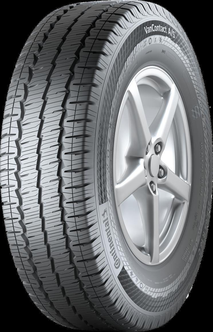 Neumático CONTINENTAL VANCO FOUR SEASON 205/70R15 106 R