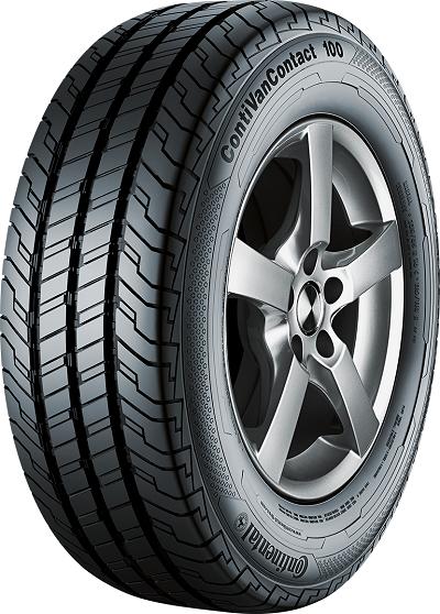 Neumático CONTINENTAL VAN CONTACT 100 225/75R16 118 R