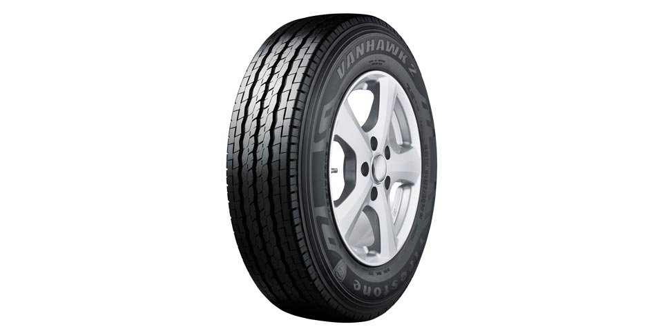 Neumático FIRESTONE VANHAWK 2 185/75R16 104 R