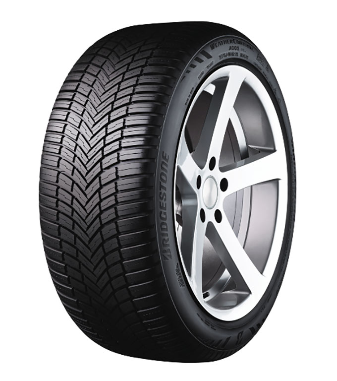 Neumático BRIDGESTONE WEATHER CONTROL A005 EVO 215/50R17 95 W