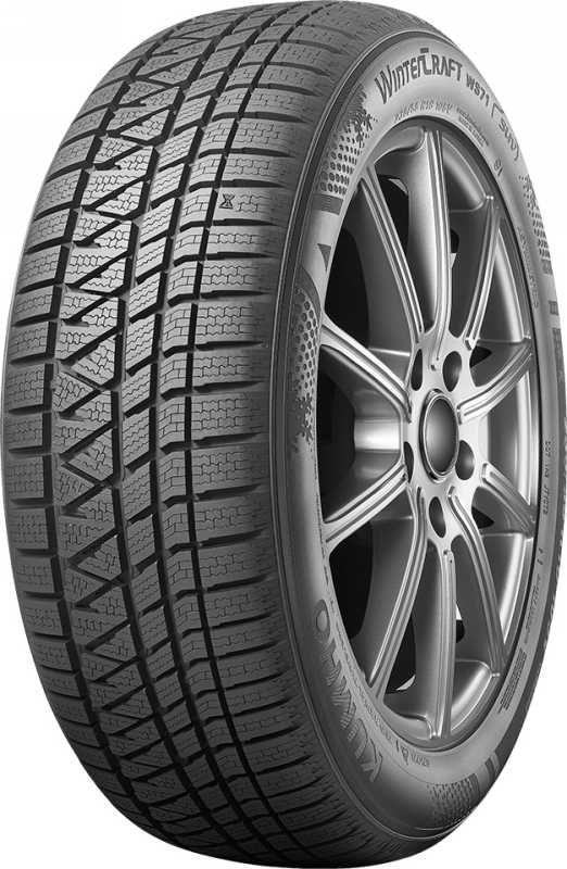 Neumático KUMHO WINTERCRAFT WS71 215/70R15 98 T