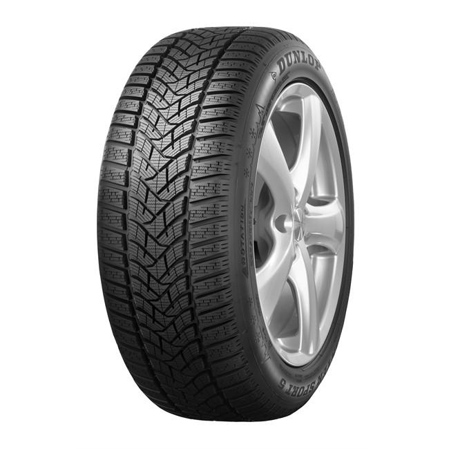 Neumático DUNLOP WINTER SPORT 5 195/55R15 85 H