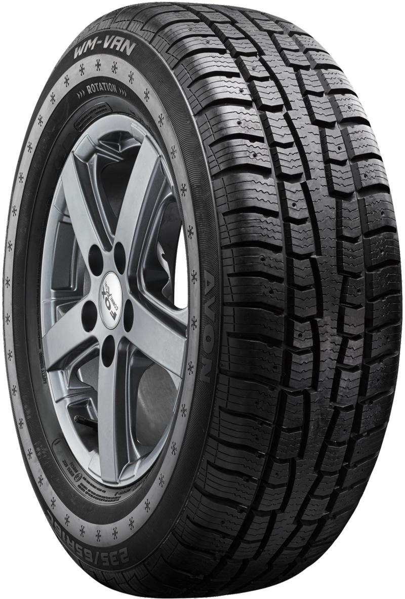 Neumático AVON WM-VAN 205/75R16 110 R