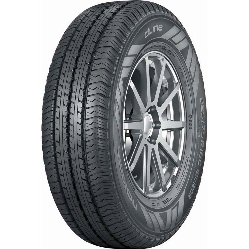 Neumático VARIOS WR CARGO 225/75R16 121 R