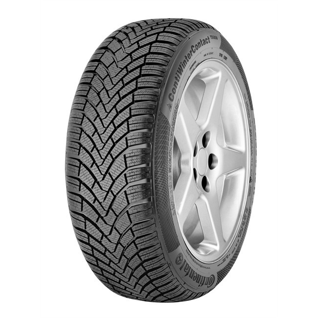 Neumático CONTINENTAL WinterContact TS850P Seal 235/45R17 94 H