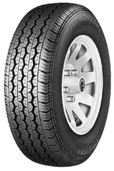 Neumático BRIDGESTONE D613 195/70R15 104 S