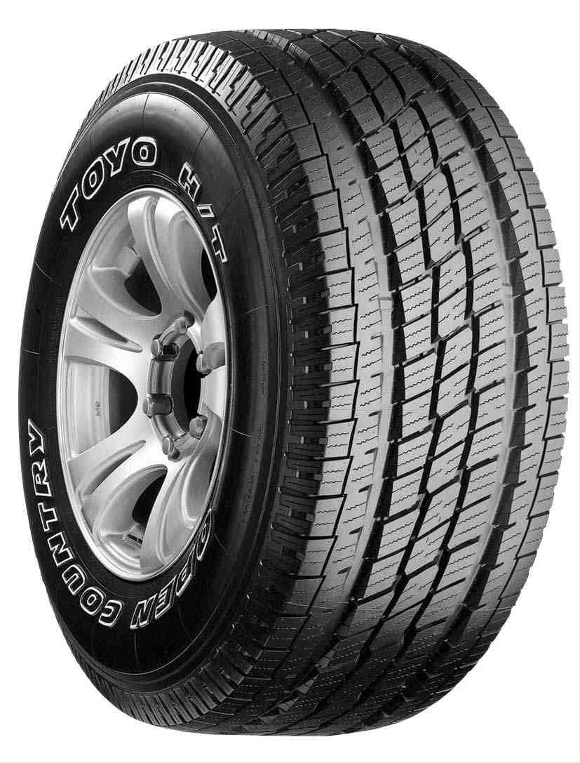 Neumático TOYO OPEN COUNTRY H/T 245/65R17 111 H