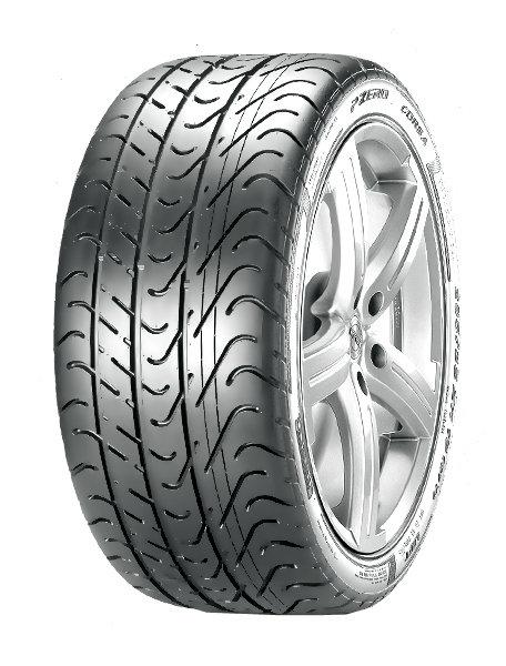 Neumático PIRELLI PZERO CORSA ASIMM 295/30R19 100 Y