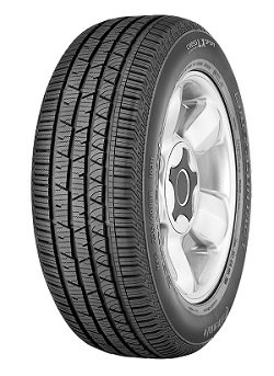 Neumático CONTINENTAL CROSSCONTACT LX SPORT 235/60R18 103 H