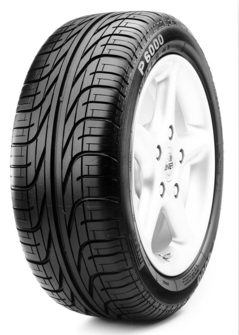 Neumático PIRELLI P6000 POWERGY 235/50R17 96 Y