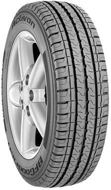 Neumático BF GOODRICH ACTIVAN 195/75R16 107 R