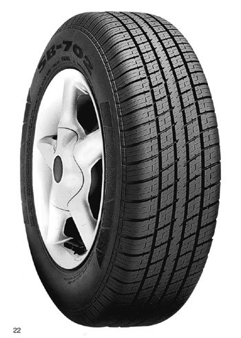 Neumático ROADSTONE SB702 225/70R16 102 T